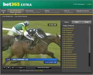 Bet365 Sportwetten online Live-Wetten
