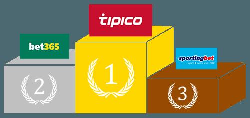 Die besten Wettanbieter zur EM 2016