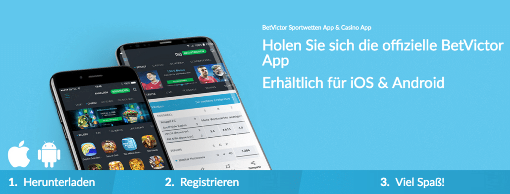 Android- und iOS-Nutzer profitieren von einer sehenswerten App, die dank eines strukturierten Aufbaus für eine schnelle Orientierung sorgt