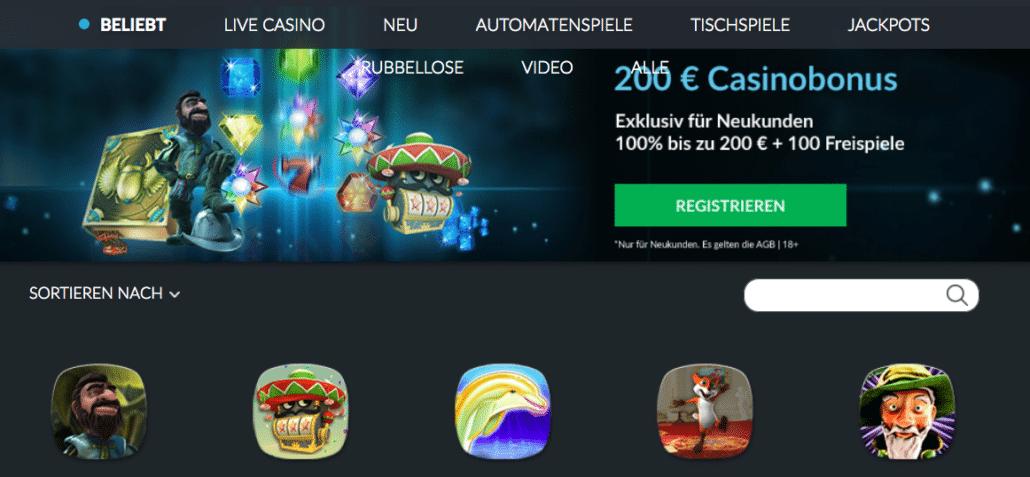 Live-Casino, Tischspiele und diverse Jackpotchancen: BetVictor präsentiert eine gelungene Casino-Welt mit vielen spannenden Games