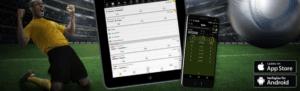 Längst ein Klassiker: Die Bwin App für iOS und Android für hoffentlich erfolgreiche mobile Wettabenteuer