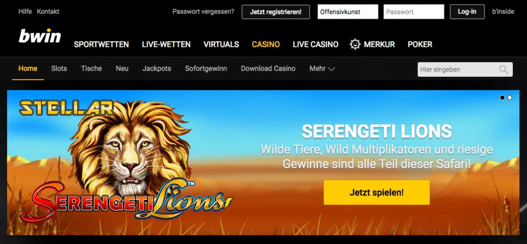Für müde Sportwetter steht ein beeindruckender Zeitvertreib zur Verfügung: Die Bwin Casino-Welt beinhaltet sogar eine eigene Poker-Landschaft